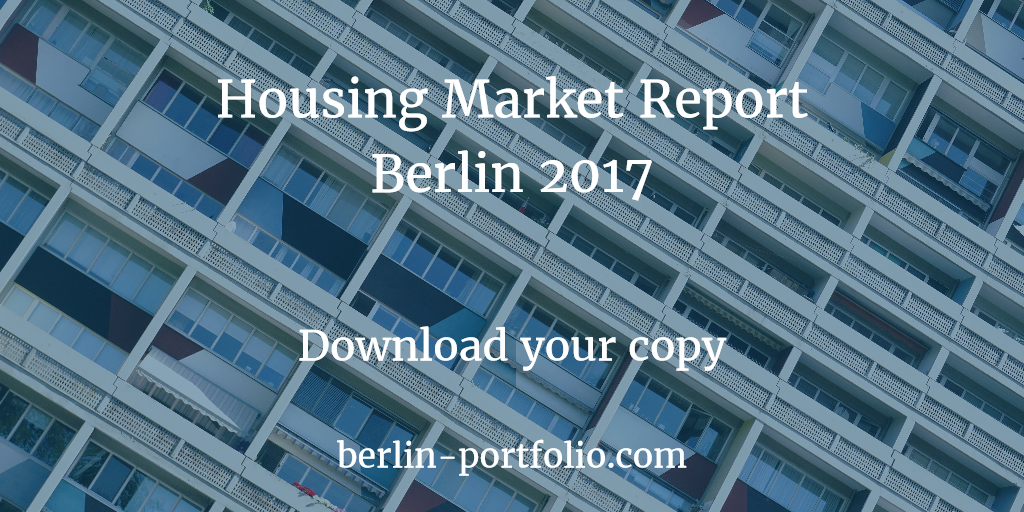 Housing MArket Report Berlin 2017